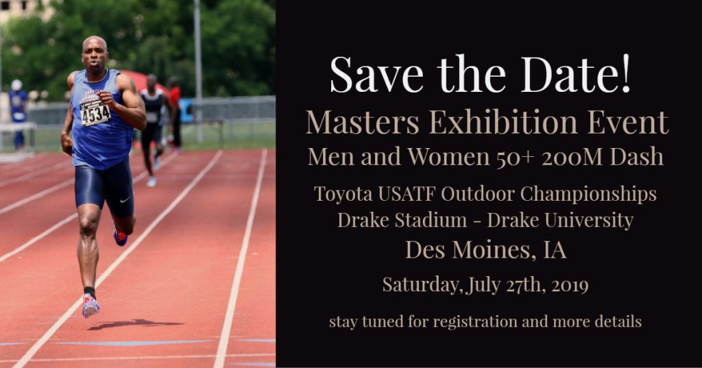 Masters Exhibition Events