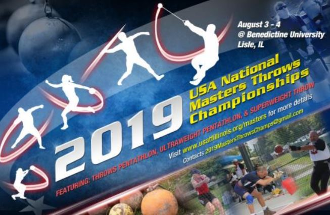2019 Throws Championships