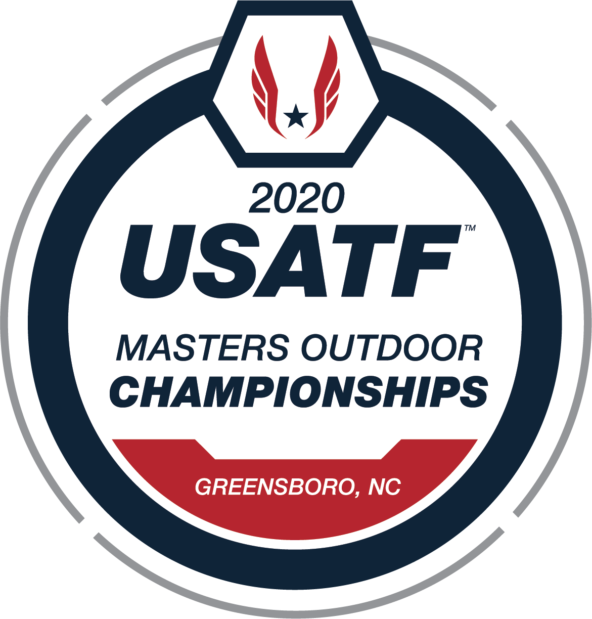 USATF Masters Outdoor Championships in Greensboro, NC