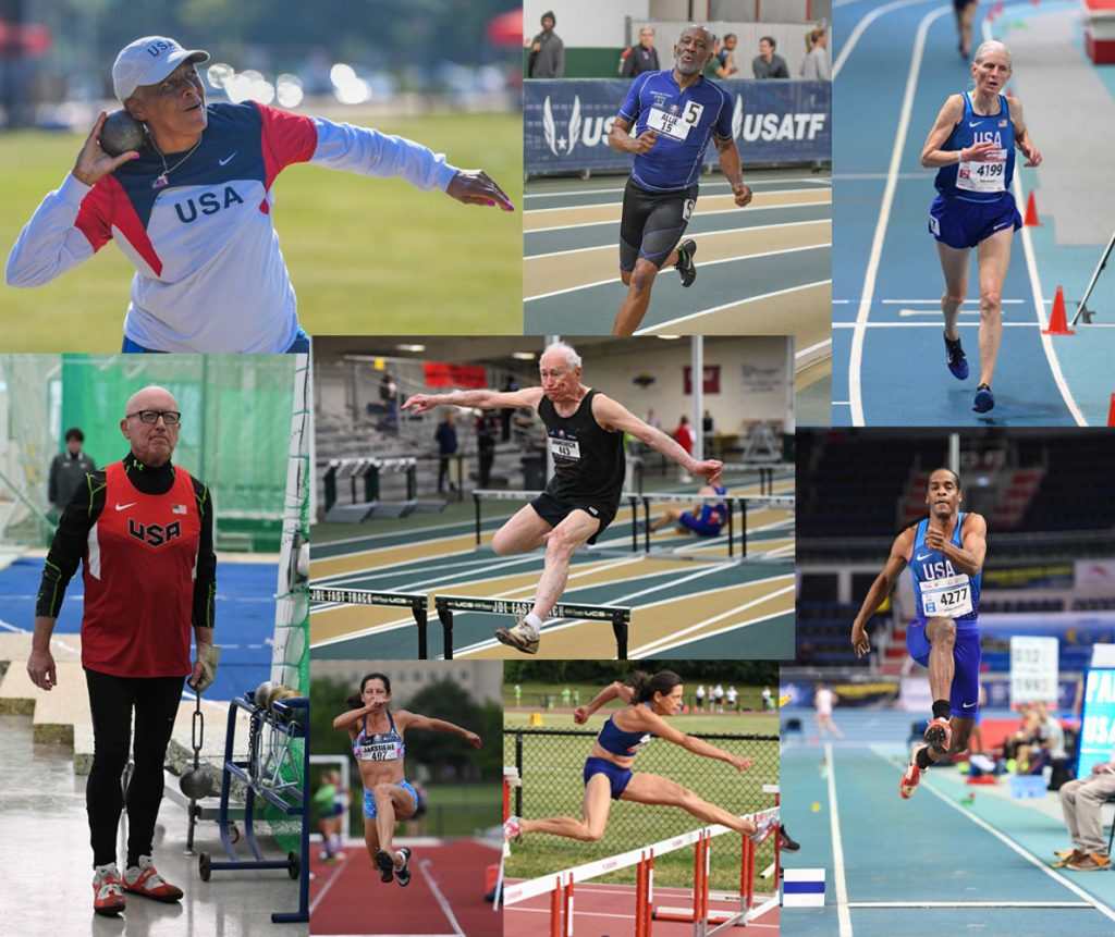 NCCMA Athletes of the Year - US Athletes 2019